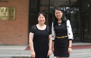 清华大学外文系教师杨芳:把学生当作自己的孩子—一位慕课老师的诗与远方
