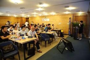 找到教育技术合伙人,让技术赋能在线教育升级—2017年中国互联网+教育CEO高端研讨会在京召开