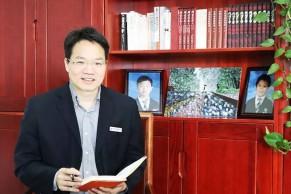 """天津英华国际学校校长林向阳:教育信息化,帮助学生更好地""""发现我自己"""""""