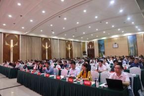 现场   教育信息化2.0时代高校网络与继续教育创新发展—2018中国高校网络与继续教育创新发展研修班在成都举办