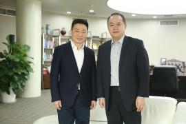 总裁对话 | 新开普董事长杨维国:用技术实现价值 助力高等教育更有效