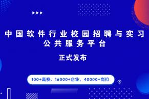 中国软件人才供需交流在线峰会圆满成功