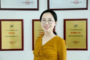 全媒体专访   网梯高校产品线总监王佳静:20年专业沉淀 为高校提供放心、省心、贴心的服务